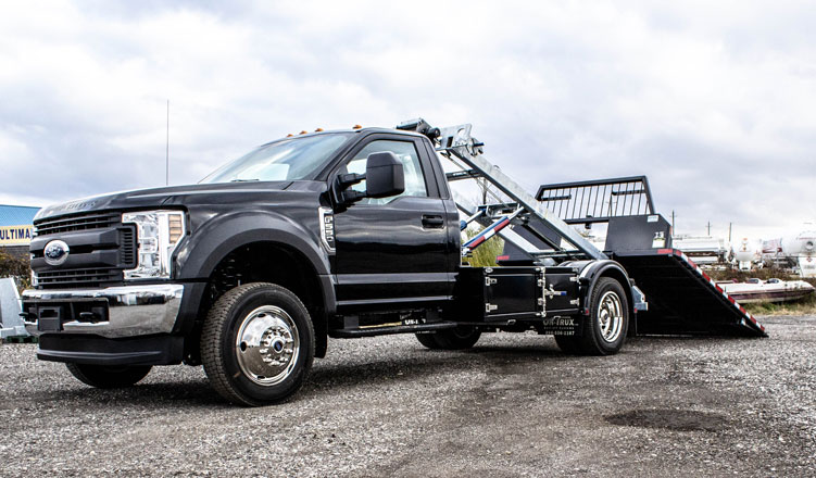 ABOVE FRAME ROLL OFF FORD F 550 (1)
