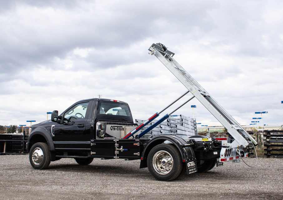 ABOVE FRAME ROLL OFF FORD F 550 (14)
