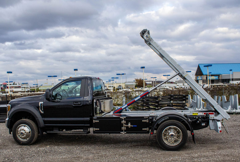ABOVE FRAME ROLL OFF FORD F 550 (2)