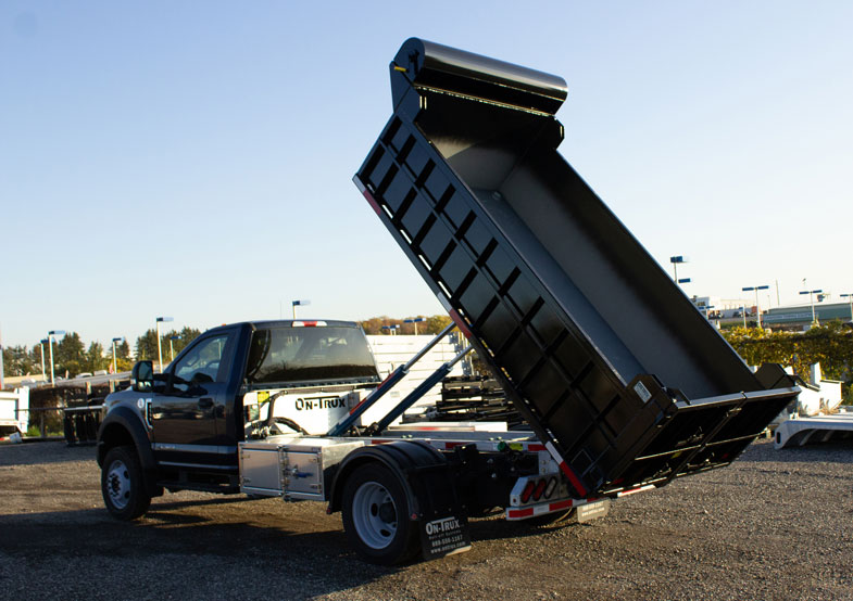 FORD F550 ROLL OFF SYSTEM ON TRUX (10)