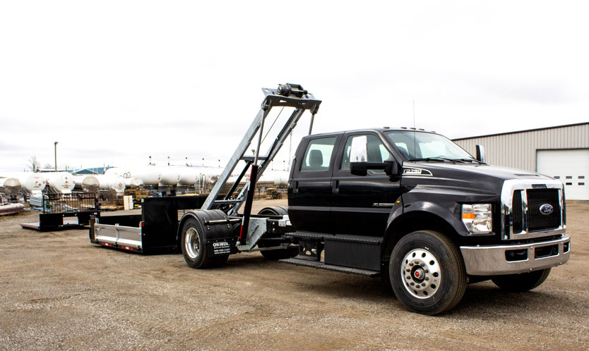 FORD F750 ON TRUX ROLL OFF (12)