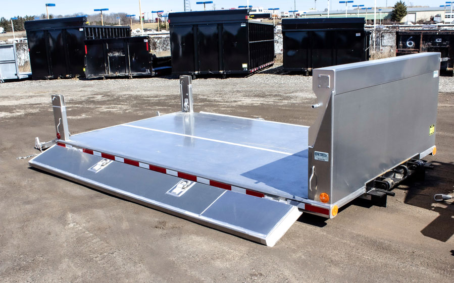 LANDSCAPE DECK ROLL OFF AND HOOK LIFT ON TRUX (19)