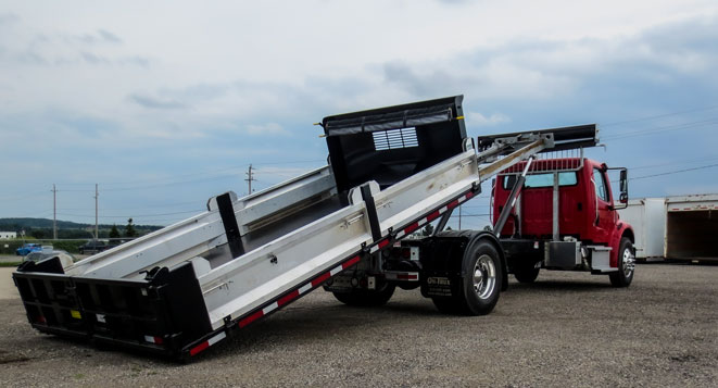LANDSCAPE DECK ROLL OFF AND HOOK LIFT ON TRUX (4)