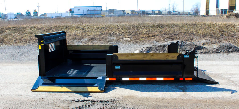 LANDSCAPE DECK ROLL OFF AND HOOK LIFT ON TRUX (8)