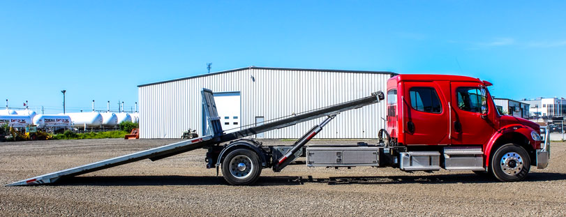 ON TRUX FLAT DECK ROLL OFF AND HOOK LIFT (34)
