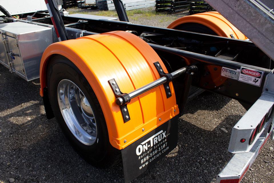 Roll Off On Trux Kenworth T370 (3)