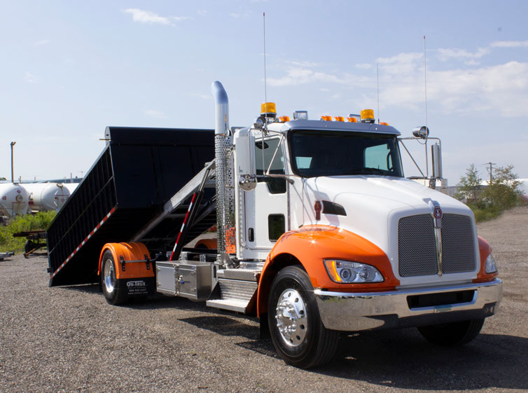 Roll Off On Trux Kenworth T370 (8)