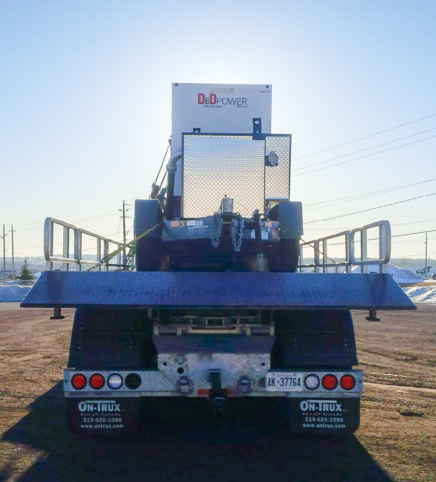 FREIGHTLINER TANDEM M2 ON TRUX ROLL OFF (5)