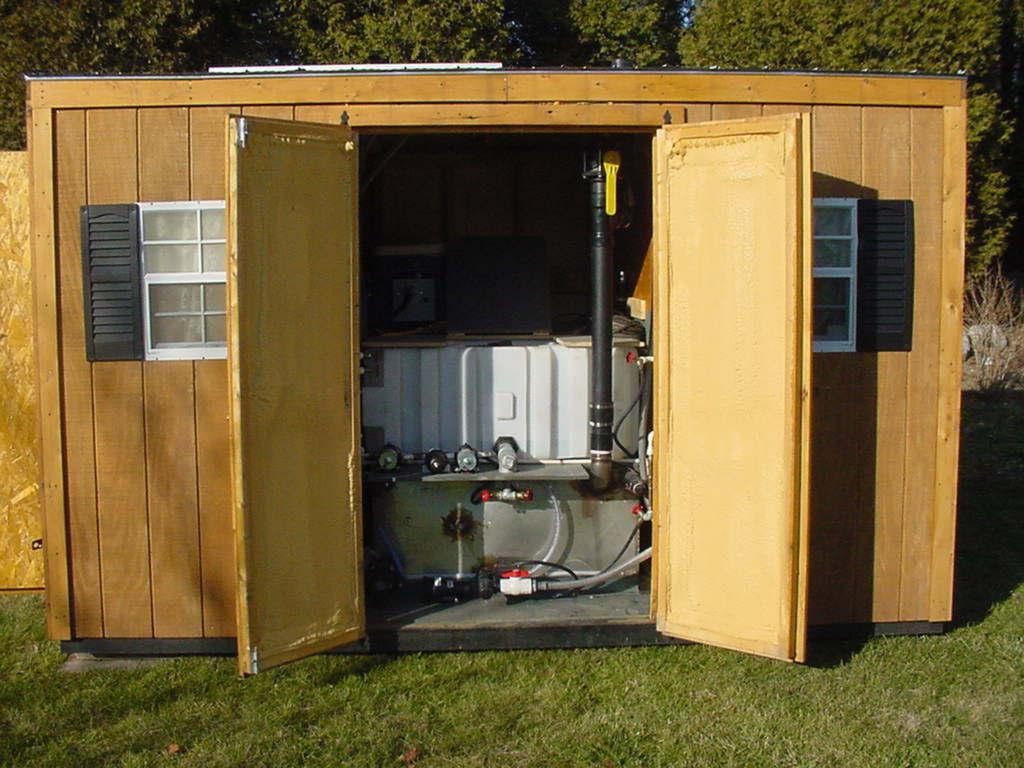 Solar Washroom Utility 2