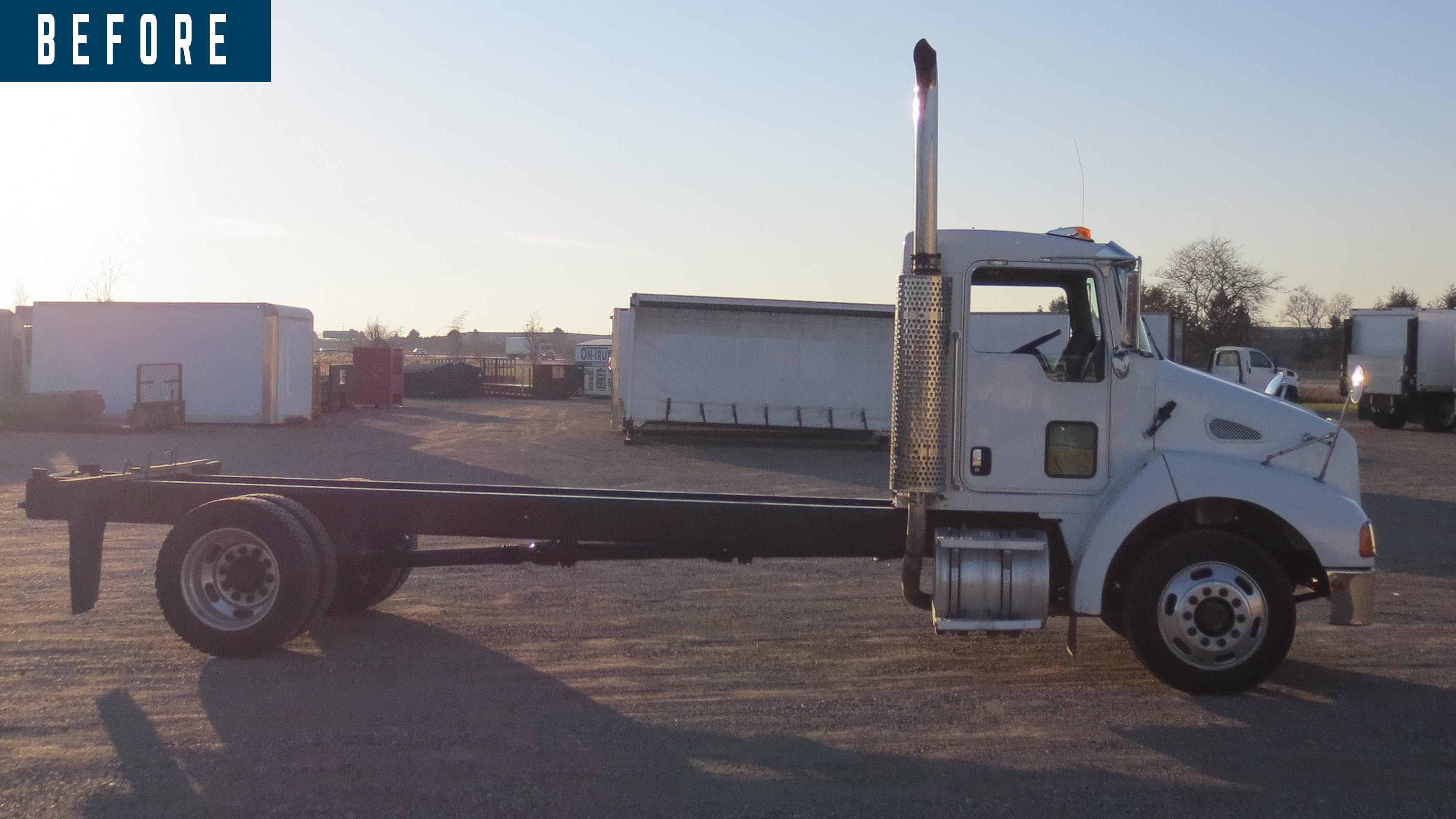 BEFORE AND AFTER 2007 KENWORTH T300 14 ON TRUX SYSTEM (13)