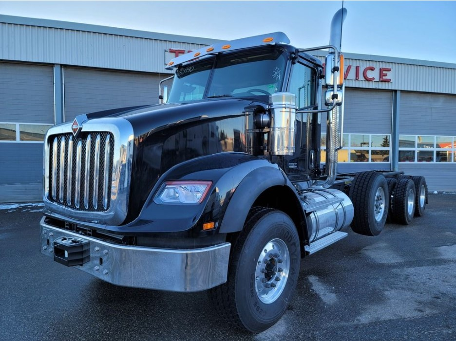 2021 INTERNATIONAL HX WITH 24 ON TRUX ROLLOFF FOR SALE (2)